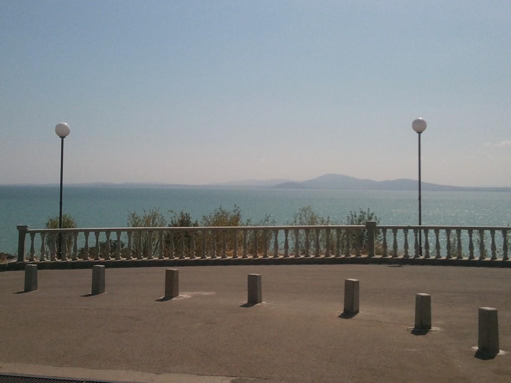 площадка перед морем